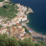Amalfi, Costiera Amalfitana, Campania, Italy Photographic Print by Roy Rainford