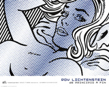 Seductive Girl Posters by Roy Lichtenstein
