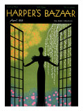 Harper's Bazaar, April 1933 Poster