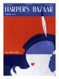 Harper's Bazaar, February 1932 Poster