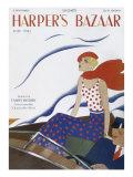 Harper's Bazaar, July 1932 Posters