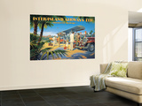 Inter-Island Airways Wall Mural
