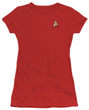 Juniors: Star Trek - Engineering Uniform T-Shirt