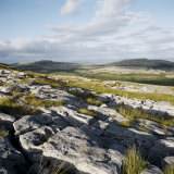 Burren, County Clare, Munster, Republic of Ireland, Europe Photographic Print by Andrew Mcconnell