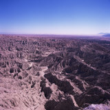 Badlands Near Borrego Springs, Southern California, United States of America, North America Photographic Print by David Lomax