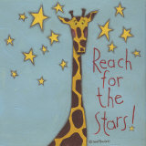 Reach For The Stars Láminas por Anne Tavoletti