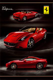 Ferrari - California Posters