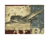 Vintage Aircraft II Limited Edition by Ethan Harper