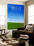 Wind Wall Mural