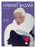 Harper's Bazaar, November 1932 Art