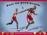 Pass on Good Health Posters