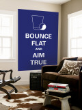 Bounce Vægplakat