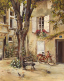 Provence Village I Posters by Marilyn Hageman