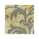 Decorative Twill I Limited Edition by Jennifer Goldberger