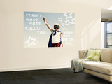 Confidence Wall Mural