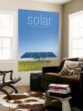 Solar Wall Mural