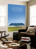 Solar Wall Mural