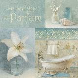 Perfume I, em francês Posters por Danhui Nai