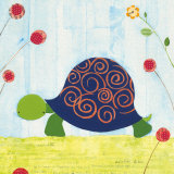 Mrs. Turtle Art by Nicole Bohn