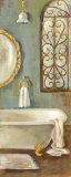Salle de bain d'antan II Affiches par Silvia Vassileva