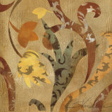 Floral Fragment IV Prints by Silvia Vassileva