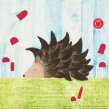 My Prickly Hedgehog Pôsters por Nicole Bohn