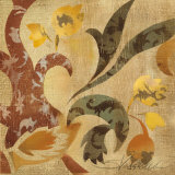 Floral Fragment II Prints by Silvia Vassileva