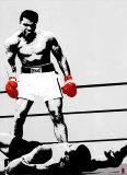 Muhammad Ali - Afiş