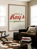 Ray's Pizza Nástěnný výjev