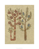Linen Trees II Limited Edition by Chariklia Zarris