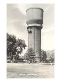 Water Tower, Brainerd, Minnesota Prints