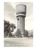 Water Tower, Brainerd, Minnesota Prints