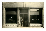 The Bank on Main Street Prints