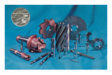 Variety of Cutting Tools Kunstdrucke