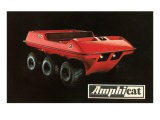 Amphibious Vehicle Prints