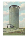 Water Tower, Attleboro, Massachusetts Posters