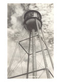Water Tower, Canyon, Texas Posters