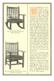 Roycroft Chairs, Masterprint