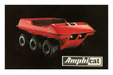 Amphibious Vehicle Poster
