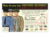 Design Your Own Uniform Prints