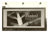 Borden's Billboard Posters