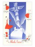 Alaska Cruise, Totem Pole Posters