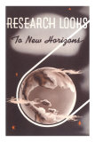 Research Looks to New Horizons Print