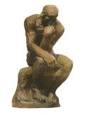 Rodin's Thinker Posters