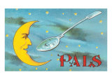 Moon and Spoon, Pals Poster
