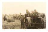 Early Farm Equipment Prints