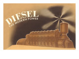Diesel the Modern Power Print