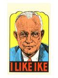 I Like Ike Posters
