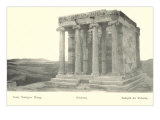 Temple of Nike, Acropolis Prints