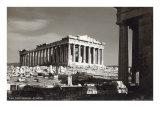 Parthenon at the Acropolis Posters